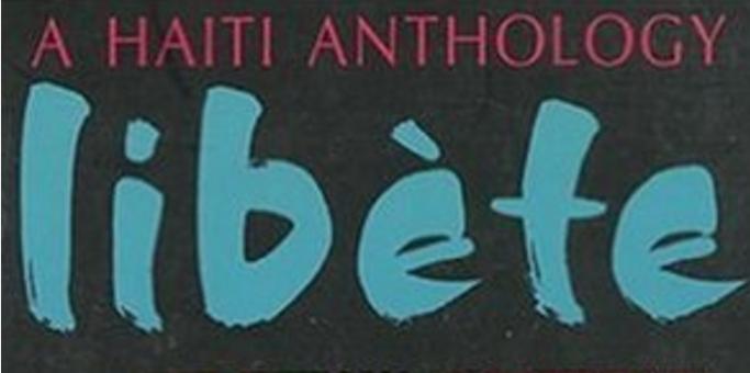 Libète: A Haiti Anthology
