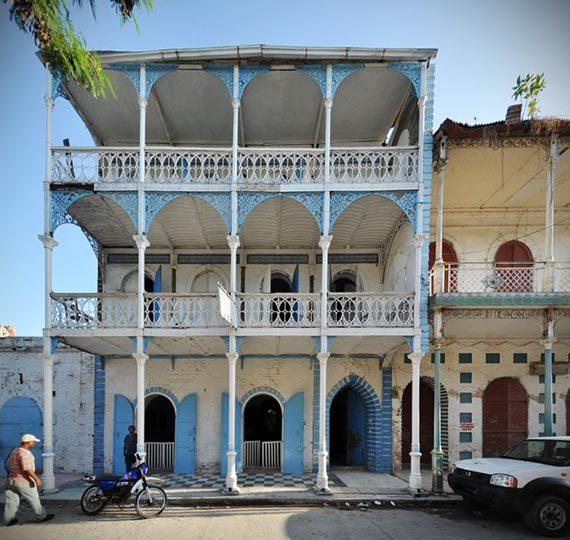 Staying in Haiti