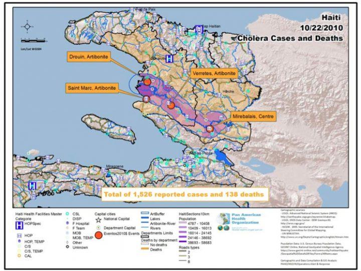 Reports on Haiti's Cholera Outbreak