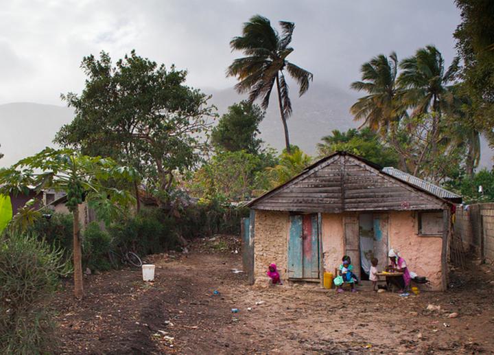 Gold Rush in Haiti