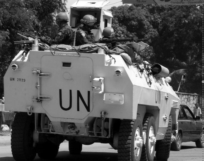 Ban Ki-moon Recommends Renewal of MINUSTAH Mandate