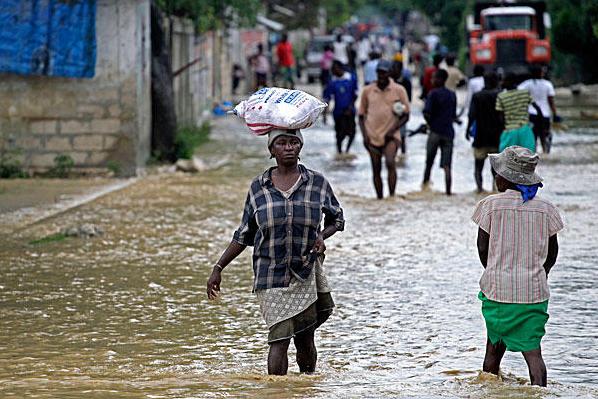 Haiti's Misery before Sandy