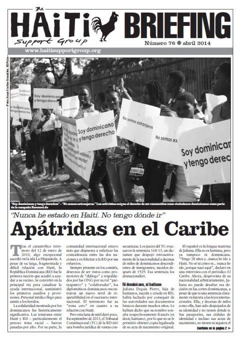 hb 76 primera pagina