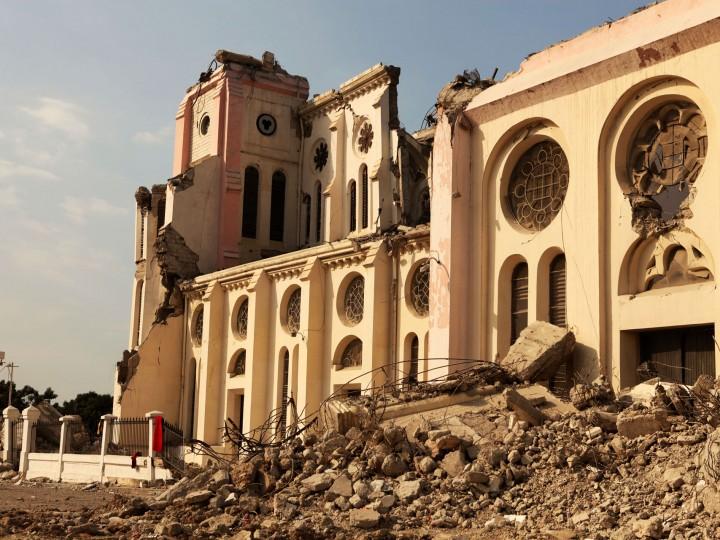 Post-Earthquake Disaster in Haiti