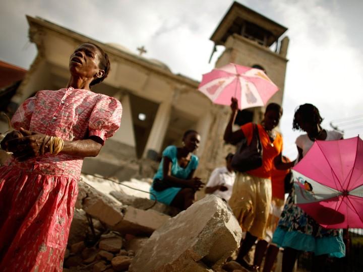 Inconvenient Truth: Hurricane Matthew & Cholera
