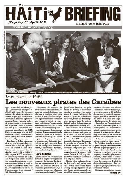 Les nouveaux pirates des Caraïbes (HB79)