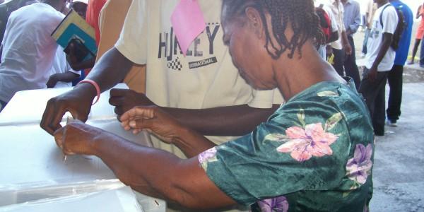Webinar: Haiti Elections Crisis