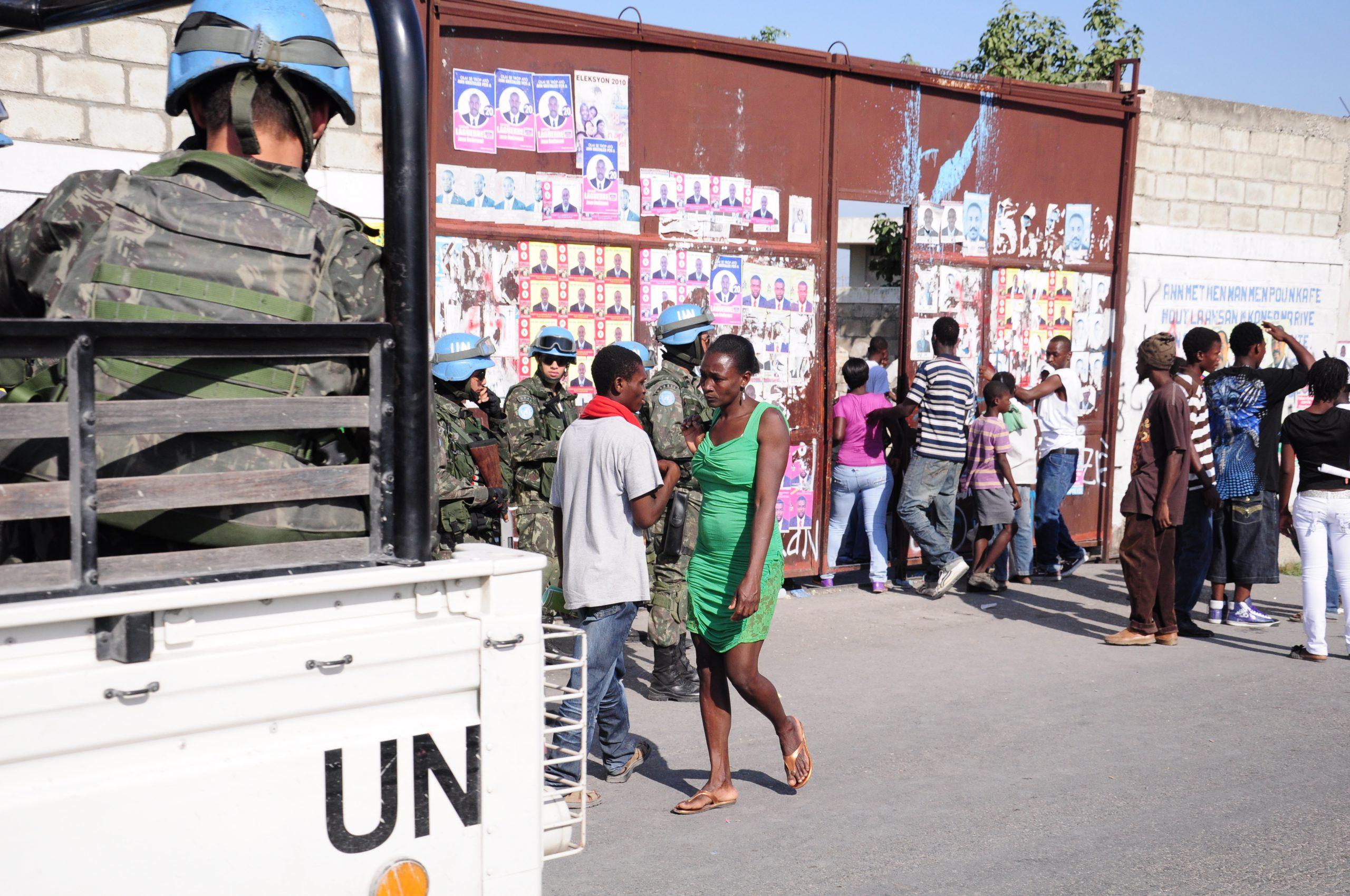 Haiti Third in Global Hunger Index