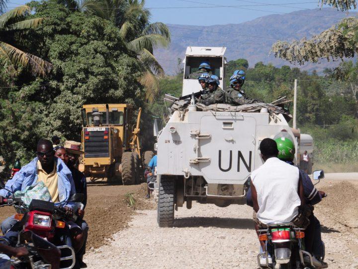 Security Council extends MINUSTAH Mandate
