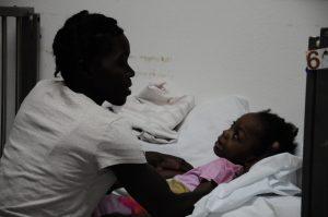 clinic Haiti