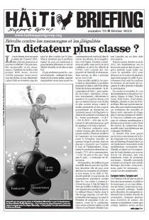 Un dictateur plus classe ? (HB73)