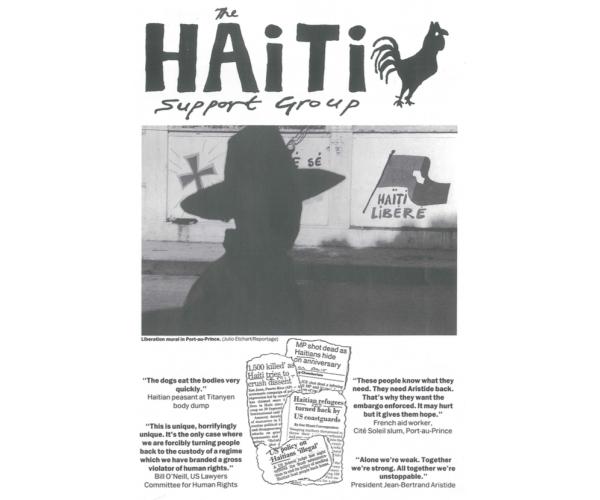 Haiti: National Tragedy, International Scandal (HB2)