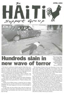 Hundreds Slain in New Wave of Terror (HB7)